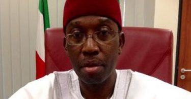 COVID-1Okowa calls for resuscitation of Warri Port 9: Okowa shuts down Asaba Airport, businesses, land borders for 2 weeks