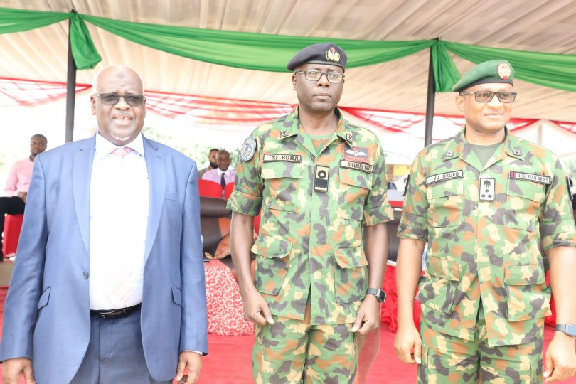 MARITIME SECURITY: NIMASA Graduates 298 Military Personnel in Intelligence Training