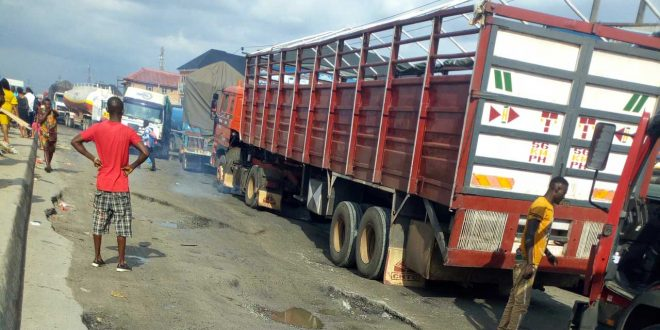 Truck crushes Army officer to death in Ogun