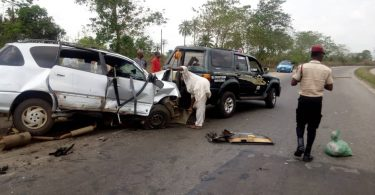 Lone accident claims 3 lives on Lagos-Ibadan Expressway – FRSC