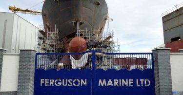 Scottish Govt to Nationalize Ferguson Marine Shipyard