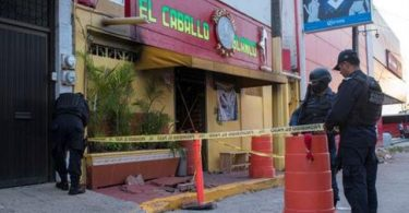 Mexico: At least 26 killed and 11 injured in arson attack on bar
