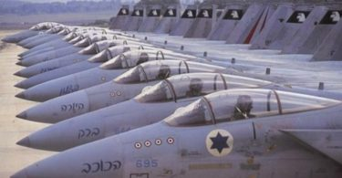 Israeli fighter jets Pound Gaza militants' facilities in response to rockets