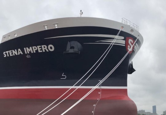 Stena Impero Could Soon Be Released, Iran Said