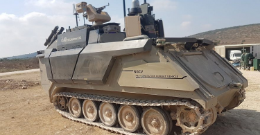 Israel seeks to change the face of the battlefield with AI-powered autonomous armored vehicles