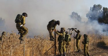 Syria fires rockets to northern Israel, Army