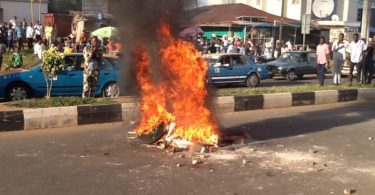 NIGERIA@59: 3 suspected kidnappers burnt to death in Abuja