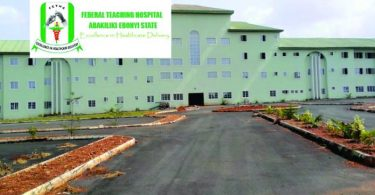 Federal Teaching Hospital Abakaliki bans staff's participation in ponzi schemes