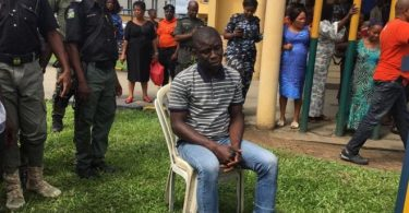 David-West: I kill 5 girls in P/Harcourt, 1 in Lagos, 1 in Owerri