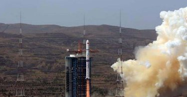 China launches three new satellites