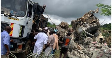 AKWANGA: Dangote Cement truck crushes 'Boxer', 'Sharon', killing 11, at 'Many have Gone' hill