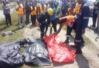 5 burnt to death,10 injured in Lagos-Ibadan expressway accident