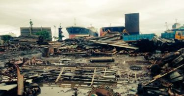 NGO: Two More Workers Die at Alang Shipbreaking Beaches