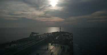 Pirates Board Tanker at Anchorage off Guinea