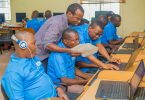 30 blind students benefit from SIFAX ICT training