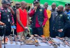 Police parades 81 kidnappers, armed robbery suspects, N10m ransom