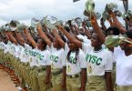 33 NYSC members get service extension, 25 abscond in Oyo State