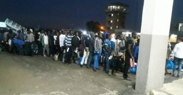 161 Nigerians arrive from Libya on Independence Day