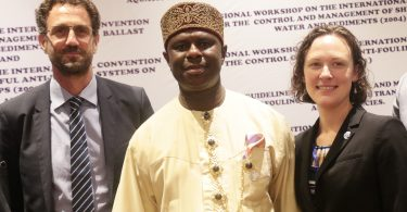 DAKUKU: Nigeria Committed to Marine Environmental Protection, Ballast Water Management