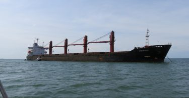 Seized North Korean Bulker Sold for Scrap