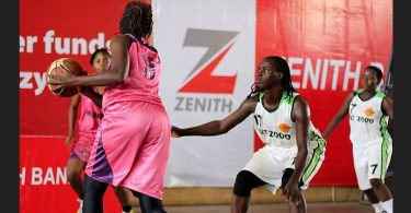 15th Zenith Bank Women's Basketball League: Adamawa Flames beat Kaduna Angels