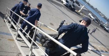 U.S. Coast Guard Offloads $90M Cocaine Haul in San Diego