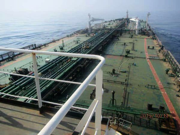 Tehran: Iranian oil tanker hit by missiles in the Red Sea