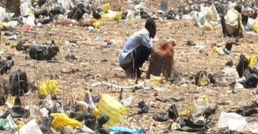 Nigeria ranks No. 1 on open defecation