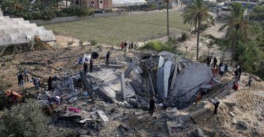 Capping 48-hour Surge in Violence, Gaza Cease-fire Reached