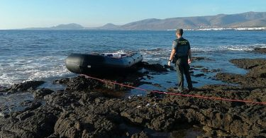 3 migrants found dead in sea off Lanzarote