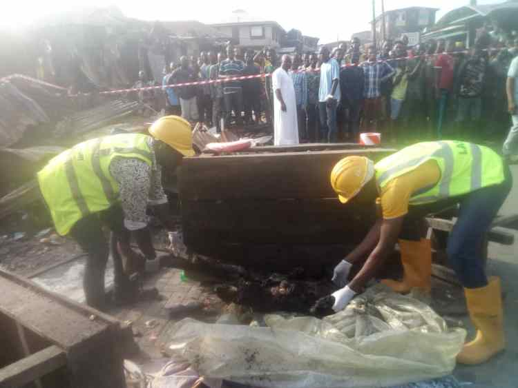 2 died, 23 others rescued from gas explosion at Ajegunle – LASEMA