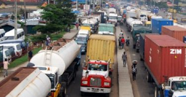 Gridlock: Lagos to restrict movement of trucks during daytime