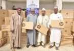 NIMASA Donates Educational Materials Across Zones
