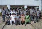 Comptroller Aliyu Galadima Saidu, Customs Area Controller Area II Command, Onne Port