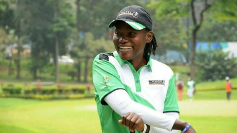 Uganda player wins Ikoyi Ladies Golf Open