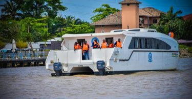 100,000 commuters travel on Lagos waterways daily – LASWA