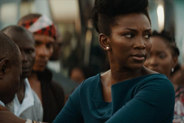Oscars disqualify Nigerian film 'Lion Heart' over English dialogues