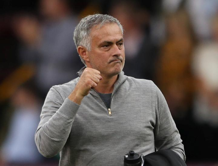 Tottenham Hotspur name Mourinho as manager