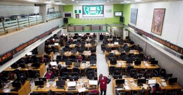 NSE market capitalisation opens week with N37bn growth