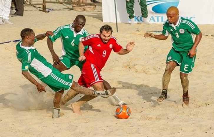FIFA Beach Soccer World Cup: Oman edge Nigeria 6-5 in closely-fought encounter