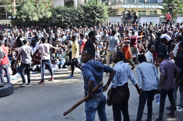 At least 78 people killed in Ethiopian protests – PM's office