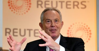 Britain is a dangerous mess, former PM Tony Blair says