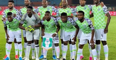 U23 AFCON: Olympic Eagles crash out