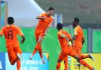 FIFA U17 World Cup: Netherlands sacks Golden Eaglets in Round of 16