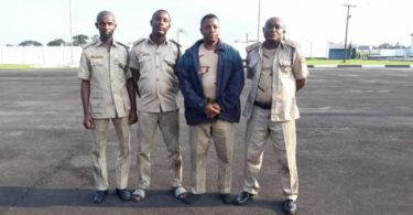 Kidnapped Immigration officers' recount ordeal, thank Navy