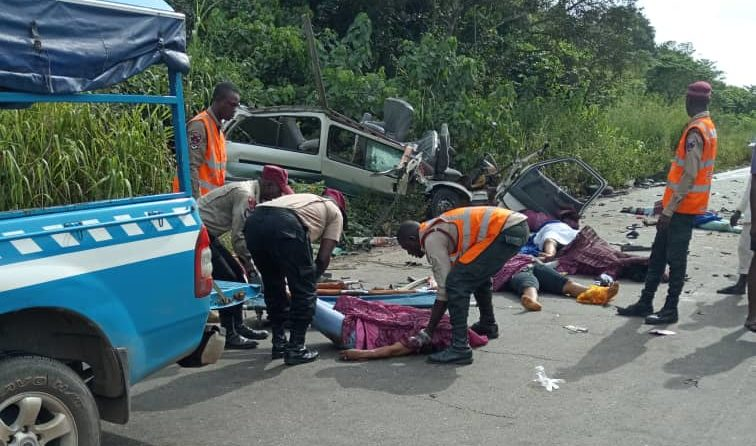 SHOCKING: Road crashes snatch 159 lives, 808 injured in Edo, in 11 months
