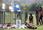 Teen suspect in California school shooting dies