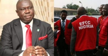EFCC re-arraigns ex-Lagos Speaker, aide on 54 counts of money laundering