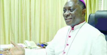 Allow judiciary to operate freely, Archbishop Martins urges President Buhari