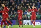 Firmino brace as Liverpool crush Leicester to go 13 points clear